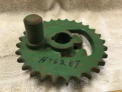 John Deere New Old Stock Chain Sprocket H76287