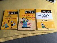 Duden - 2x Grundschulbücher / 1x Aufsätze 5.-10. Klasse Bochum - Bochum-Süd Vorschau