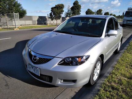 2006 Mazda 3 Upgrade Silver Automatic Sedan