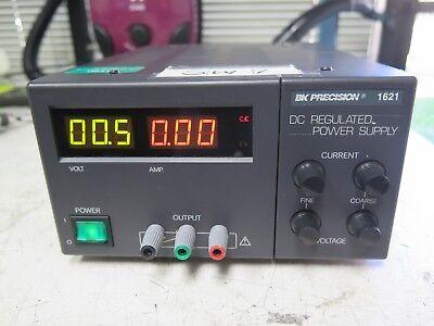 Bk Precision 1621 Digital Display Power Supply