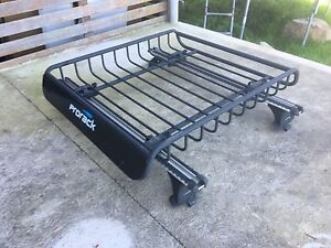 Roof rack and basket Paterson Dungog Area Preview