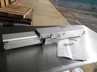 Parker Origa 40-202050x18-bm 40-ocf-18 Rodless Cylinder W Linear Slide Os3