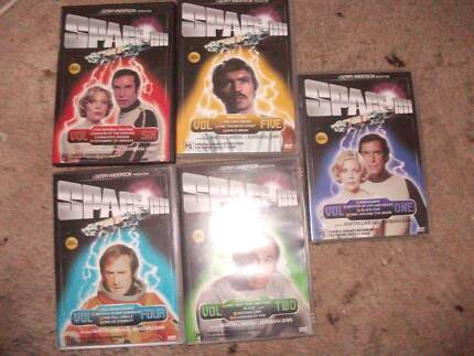 space 1999 dvds Scoresby Knox Area Preview