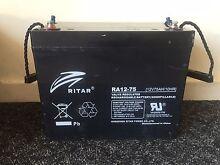 Ritar RA12-75 12V-75AH Battery Arana Hills Brisbane North West Preview