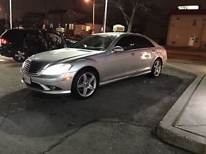 Mercedes Benz s550 AMG Package 4matic 2007