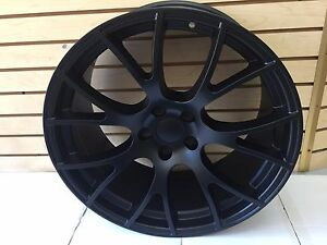 20 Inch Black Rims Ebay