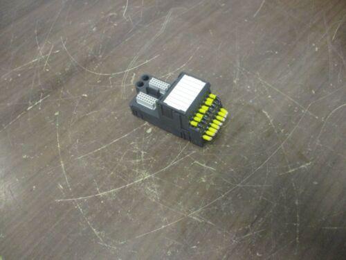 Emerson KJ4001X1-CA1 4 Wire TX Terminal Block 12P0623X062 Rev. F Used