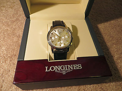 Longines Heritage Conquest Chrono - 1970 - Completely refurbished by Longines