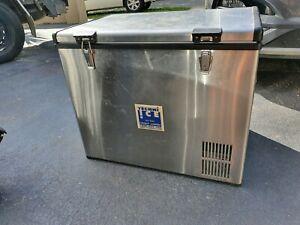 80 litre Techni Ice Fridge Freezer