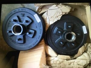 2 - New Dexter trailer wheel hubs only