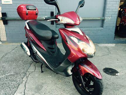 Sym VS150 scooter Bexley Rockdale Area Preview