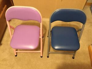 CHILDREN'S. FOLDING. CHAIRS