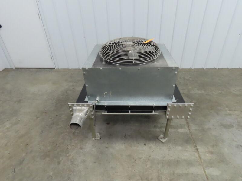 "Greenwood Engineering ACPF-0500 40""x26"" Radiator Heat Exchanger Air Cooler"