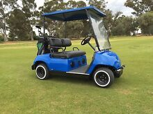 G16 Yamaha Petrol Golf Cart Irymple Mildura City Preview
