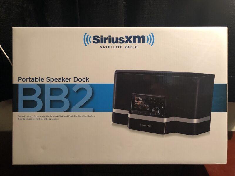 SiriusXM SXABB2 Poratable Speaker Dock