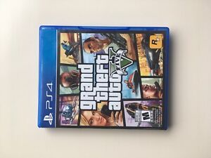 Grand Theft Auto 5 PS4 brand new