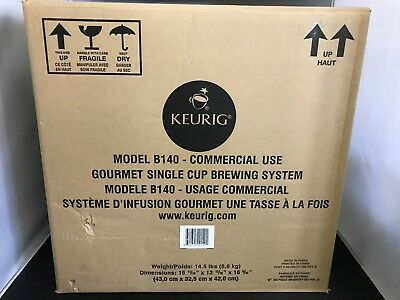 KEURIG B140 Gourmet Single-Cup Brewing System