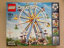 Lego 10247 Ferris Wheel Brand New Sealed Mint Condition 10AUD off Hornsby Hornsby Area Preview