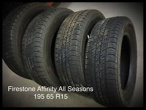 Firestone Affinity Touring All Seasons