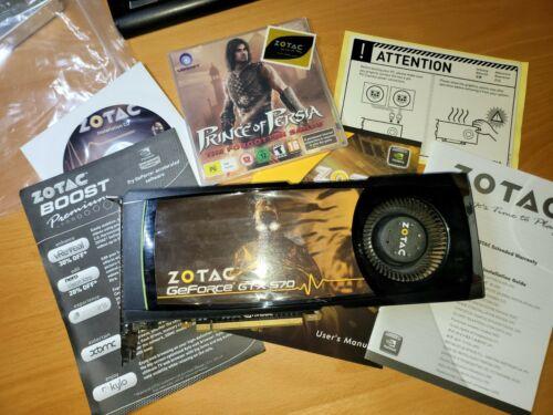 ZOTAC Geforce GTX 560 (1024 MB) (ZT5070210M) Grafikkarte