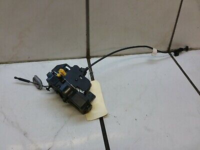 2005 CADILLAC STS REAR LEFT DRIVER SIDE DOOR LOCK LATCH ACTUATOR