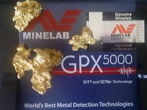 MINELAB GPX 5000 Bendigo Bendigo City Preview