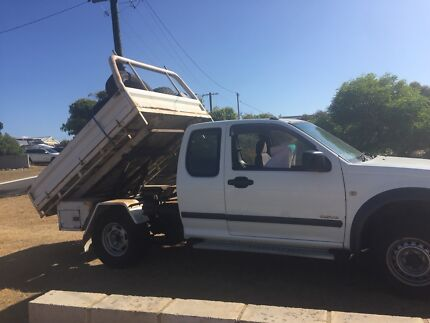 rEDUCED 2003Holden rodeo V6 manual,space cab with tilt tray Yanchep Wanneroo Area Preview