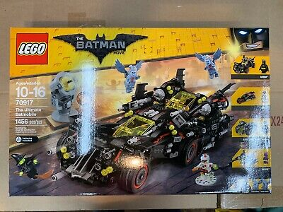 Lego 70917 The Ultimate Batmobile Lego Batman Movie NEW Ages 10-16 FREE SHIPPING