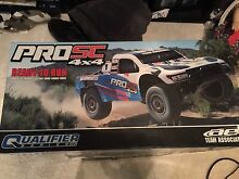 Brushless short coarse 4x4 sc pro team associated RTR Warners Bay Lake Macquarie Area Preview