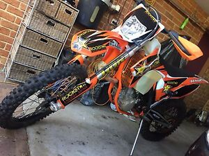 KTM 500exc Liverpool Liverpool Area Preview
