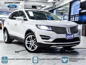 2016 Lincoln MKC Reserve | NAV | HTD/CLD SEATS | PANO ROOF