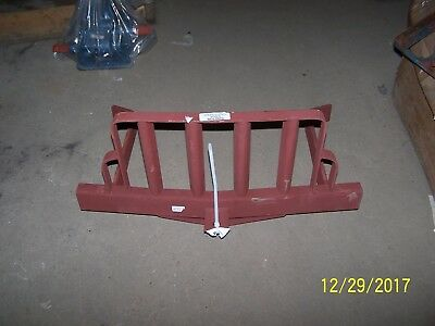 Ford 200030004000 Su260036004600su Tractor Front Bumper Brush Guard