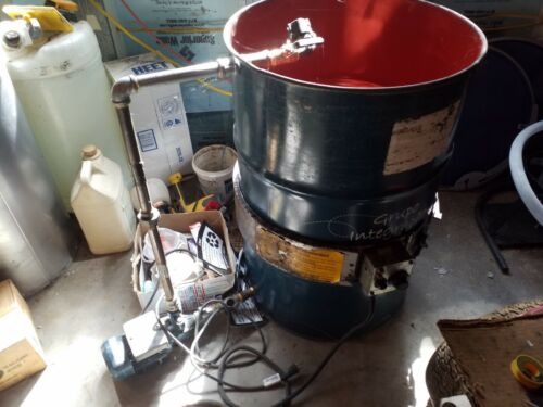 Biodiesel drum water drier