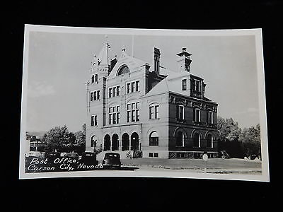 Rppc  Carson City Post Office