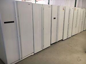 White Side by side fridge freezers DELIVERY WARRANTY Bracken Ridge Brisbane North East Preview