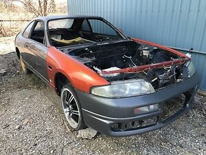 R33 Nissan skyline GTST   Rolling chassis