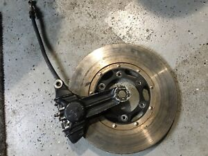 Honda cb750f super sport rear disk brake