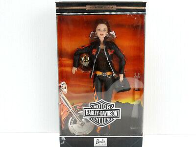 2000 Harley Davidson Red Hair Barbie NRFB #29207