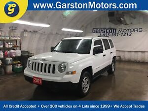 2011 Jeep Patriot SPORT*CRUISE CONTROL*TRACTION CONTROL*CLIMATE