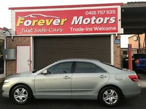 2007 TOYOTA AURION AT-X AUTOMATIC SEDAN Long Jetty Wyong Area Preview