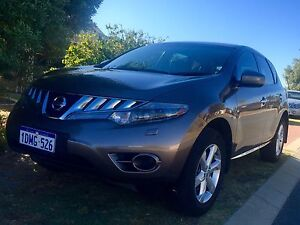 Nissan Murano  Z51 ST Wagon 5dr CVT 6spd 4x4 3.5i Mindarie Wanneroo Area Preview