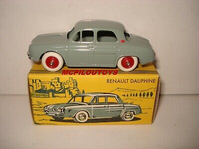 NOREV ICJ EUROPARC RENAULT DAUPHINE BLUE AZUR at 1/43°