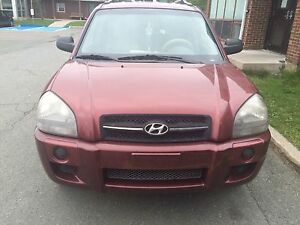 2006 HYUNDAI TCUSON FOR FREE