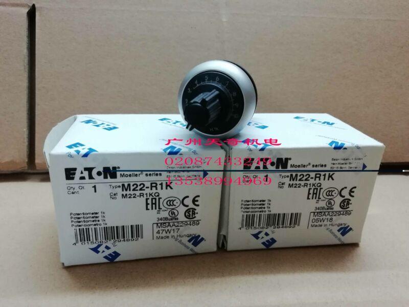 1pc For NEW EATON adjustable resistor potentiometer M22-R1K
