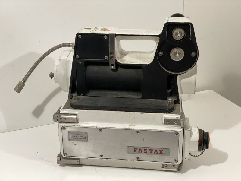 Fastax WF30 16mm high speed motion picture film camera, DP Owned Arri SR2 Backup