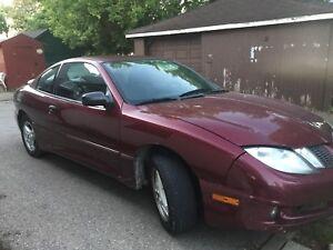 2003 sunfire GT