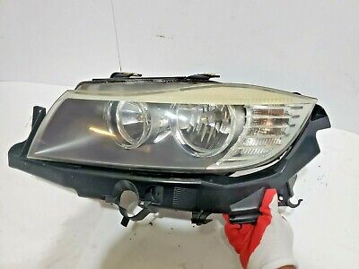 2009-10-2011 BMW 328i 335i DRIVER SIDE HALOGEN HEADLIGHT OEM