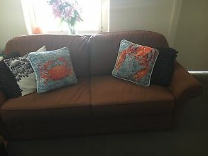 Moran Sofa Bed (more pics to come) South Melbourne Port Phillip Preview