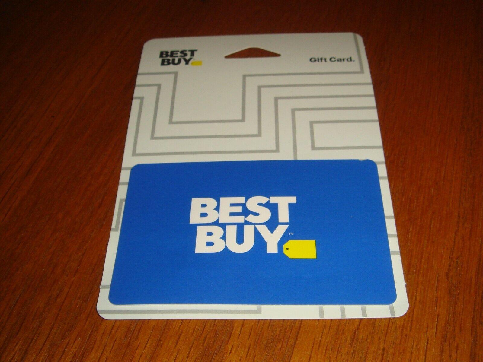 200 Best Buy Gift Card - $182.50