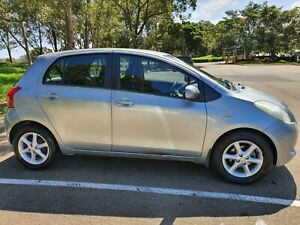 Toyota Yaris 4 Door 1.3 Manual with Rego